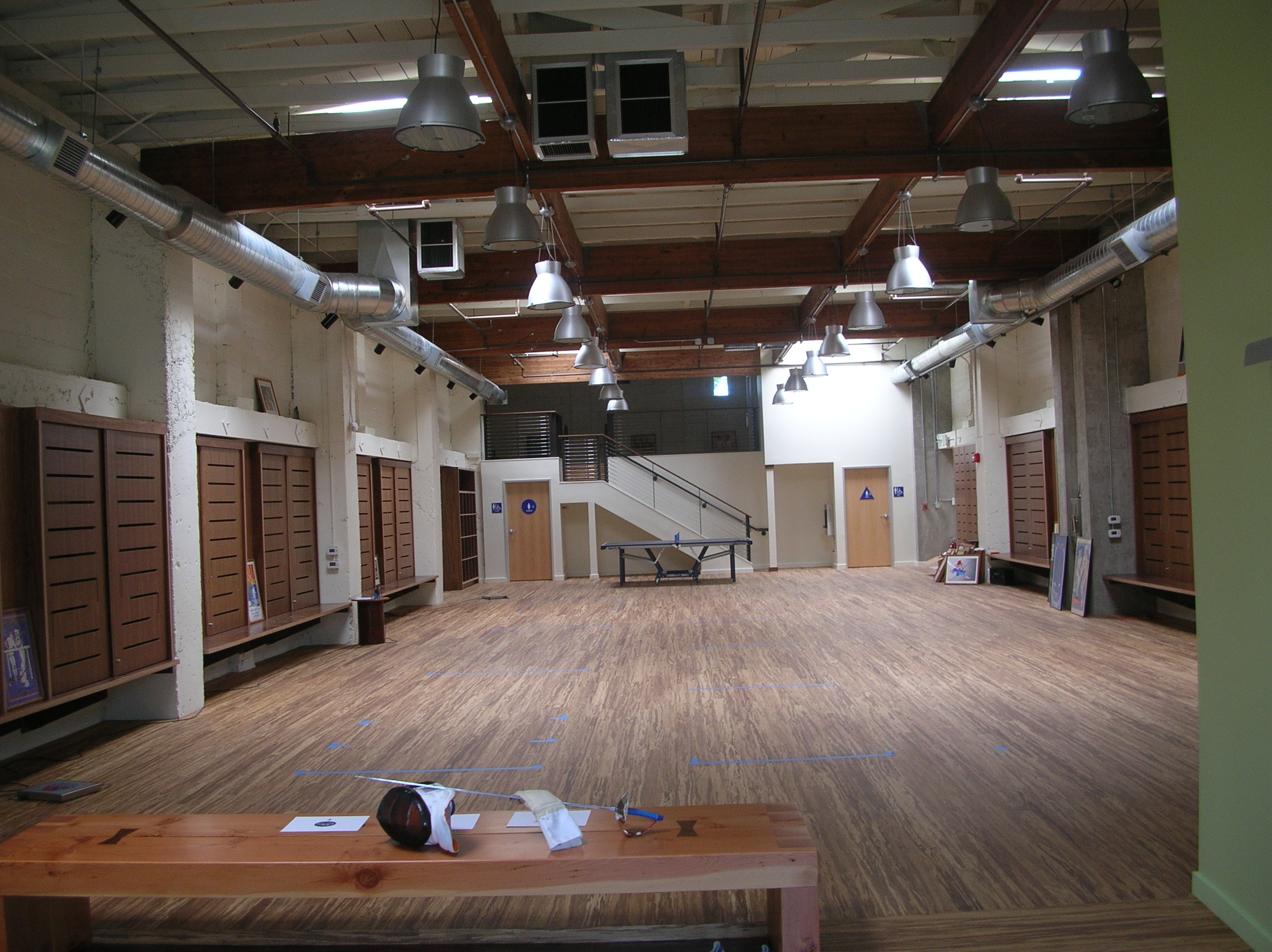 Fencing Club Interior 1 (high res)